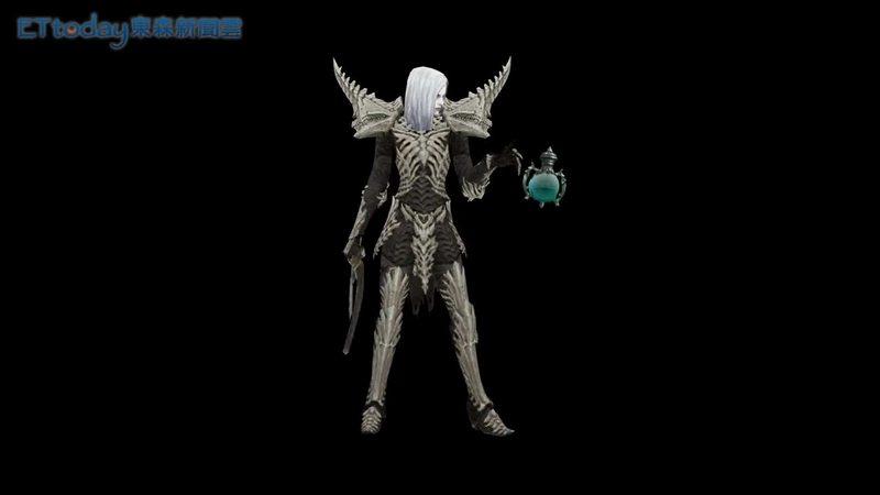 《暗黑破壞神III》女性死靈法師預覽