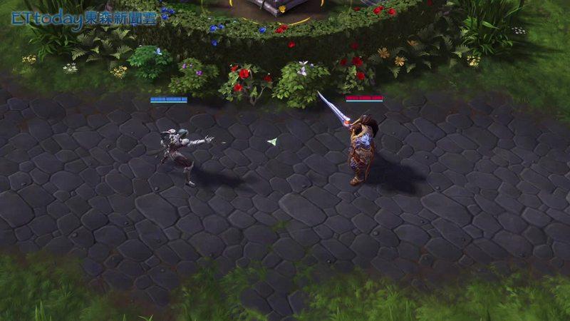 《暴雪英霸2.0》新英雄「源式」技能影片