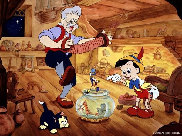 《木偶奇遇记》也拍真人版电影?迪士尼:计画中