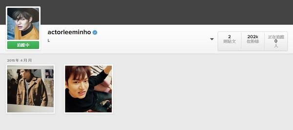 (图片来源:instagram@actorleeminho)