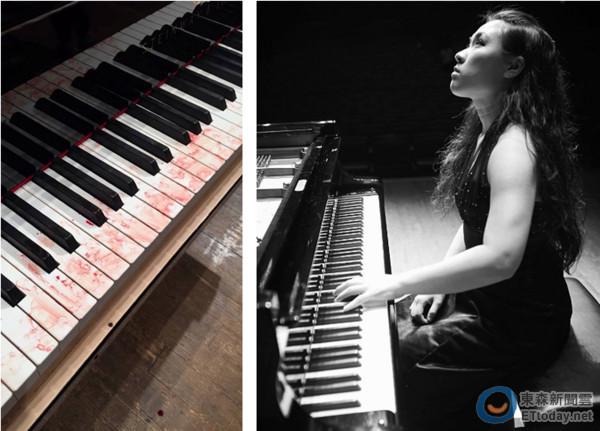 她说钢琴左手简谱
