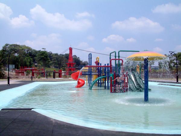 竹崎亲水公园儿童戏水区