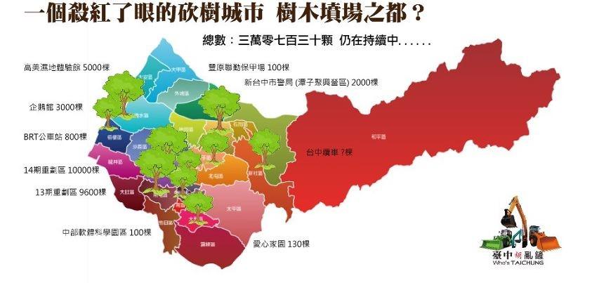 而最近台湾气温飙高,「城市热岛效应」也再度被拿出来讨论,城市热岛