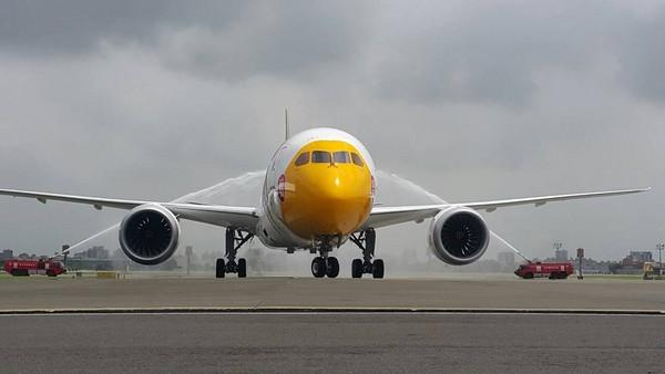 图,文/凯咪旅行说说话 新加坡航空子公司酷航(scoot)自2015年2月
