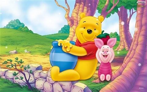 图,「小熊维尼角色犯毒瘾」说明图,「维尼失去理智」图,「小熊王八图片