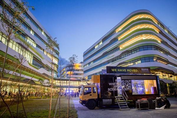 新加坡科技设计大学(图/sutd singapore university of technology图片