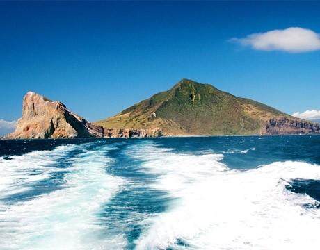 新奇可爱的动物形状岛屿!