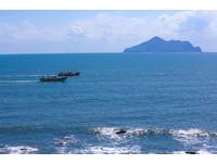 龜山島風景(圖/記者黃克翔攝)