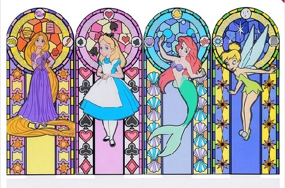 公主怎么画简单又可爱