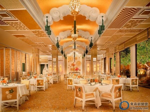 维加斯8间中式餐厅