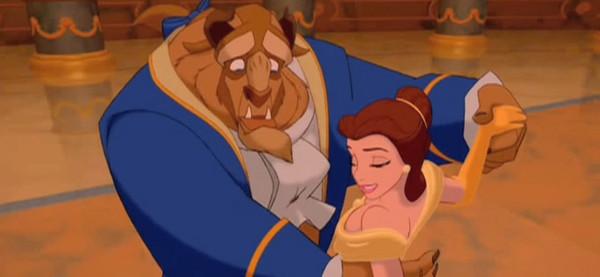 10大閃瞎人的迪士尼螢幕情侶