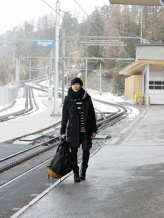 林俊杰回忆被甩在雪地崩溃!图片