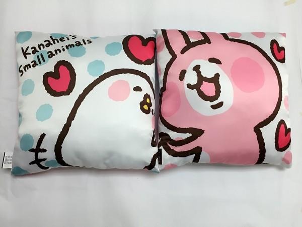 「全家」抢攻暖心商机 日本超人气贴图抱枕可爱破表
