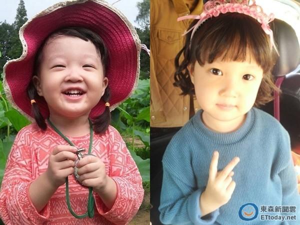《请回答1988》中饰演珍珠的小童星金雪.(图/翻摄自金雪instagram)