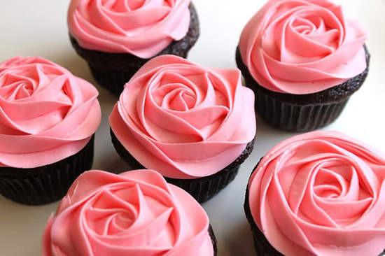 派对必备杯子蛋糕,姐最圣诞树酸甜草莓馅