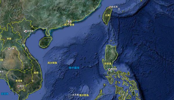 ▼太平岛是南沙第一大岛,周边国家纷纷觊觎.