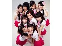 小蠻從《黑澀會美眉》出道,9妞曾發行專輯。(圖/翻攝自網路)
