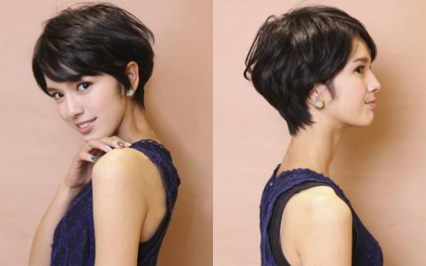 简单又可爱!造型简约的「熟女系短发」best5