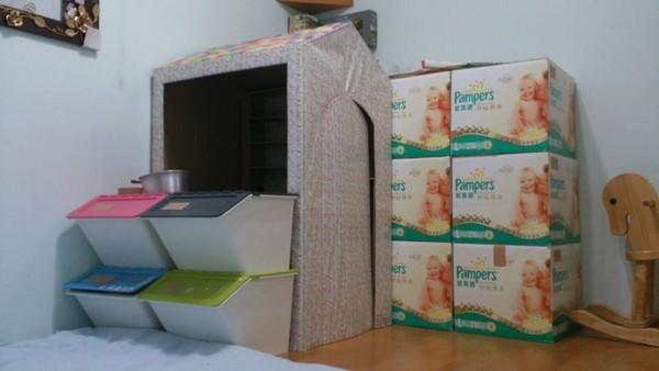 纸箱制作车子简单步骤