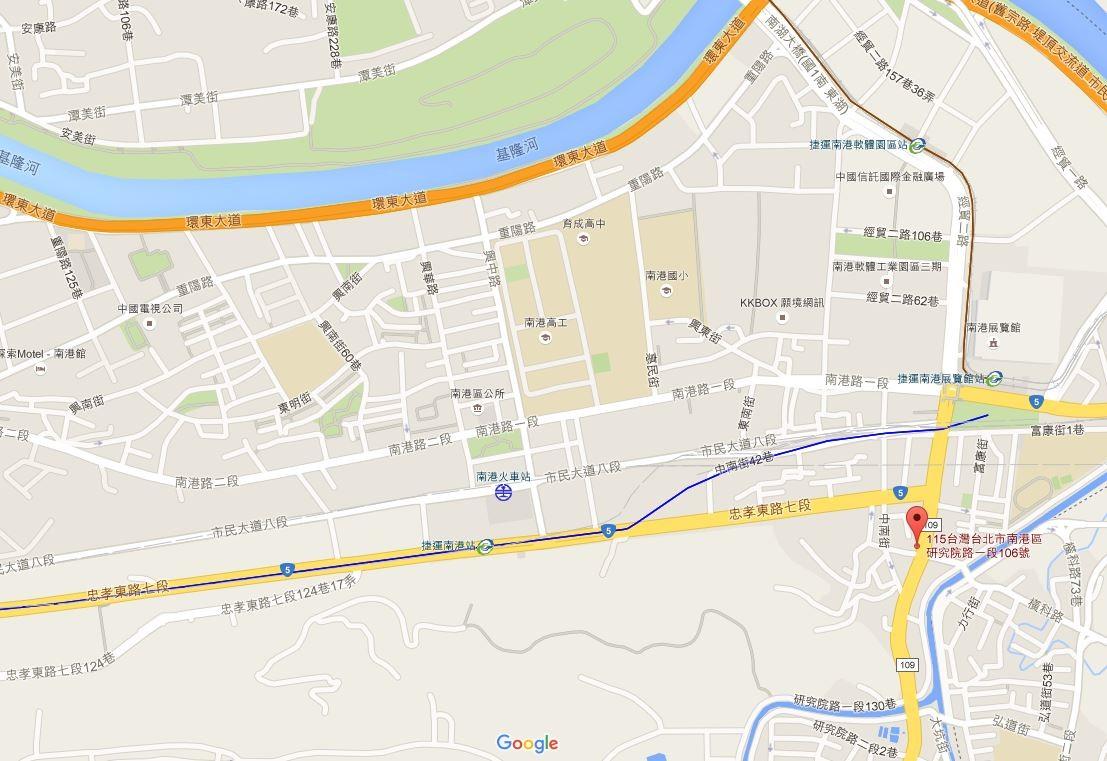 青岛市市南区谷歌地图