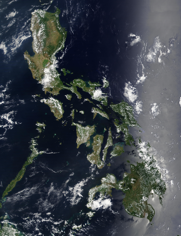 教科书改写!菲律宾发现400余座新岛屿 总岛数破7500