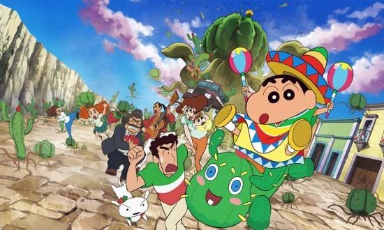 2015年日本动画电影票房排行榜 前十名通通破亿票房