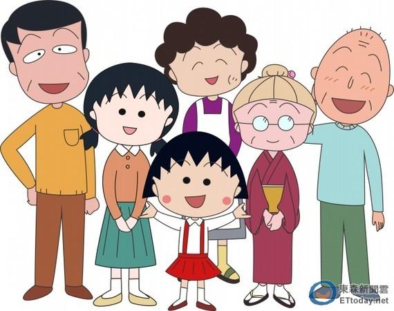 卡通《樱桃小丸子》陪伴许多人度过可爱童年,29日曝光将拍真人版电视