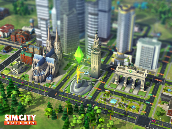 《simcity buildit》游戏更新