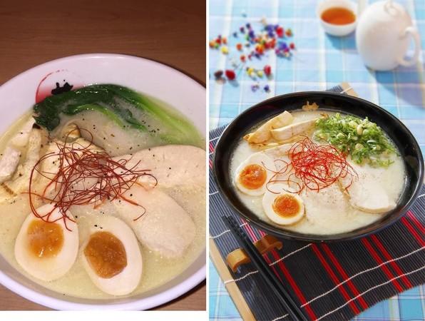 春天限定 世田谷將推台灣才有的鹽雞白湯拉麵