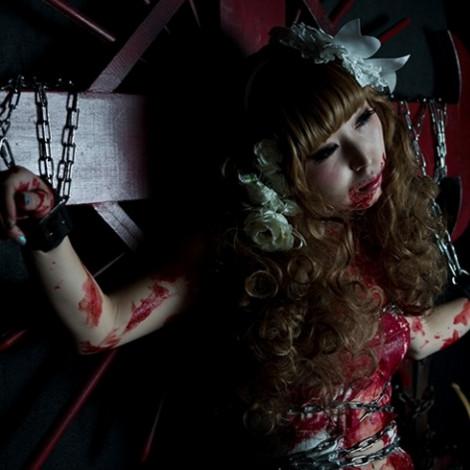 极度猎奇 少女死体 摄影集,这血腥度让人不太舒服