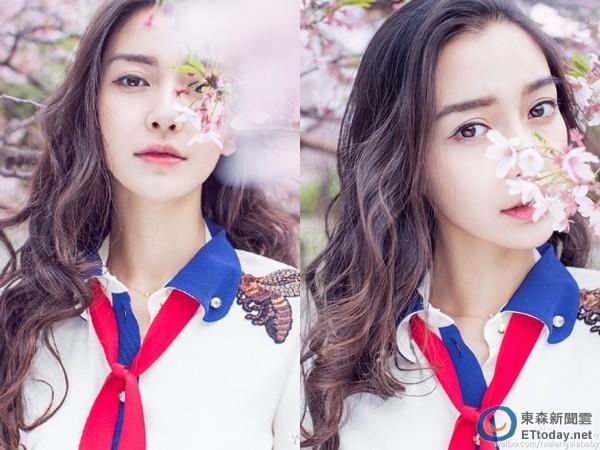 大陆女星angelababy(杨颖,baby)和黄晓明於2015年5月登记结婚,和老公