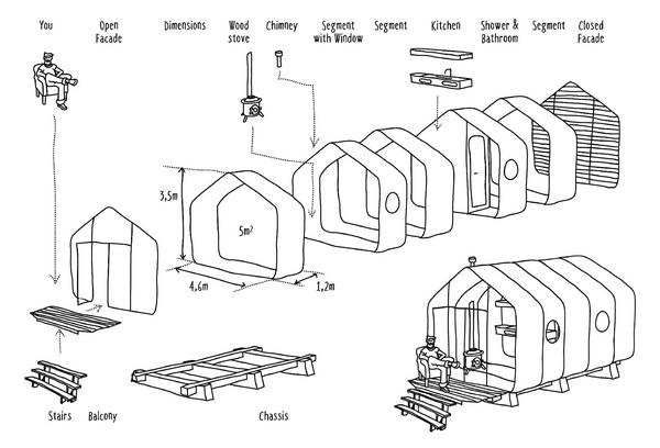 工程图 简笔画 平面图 手绘 线稿 600_408