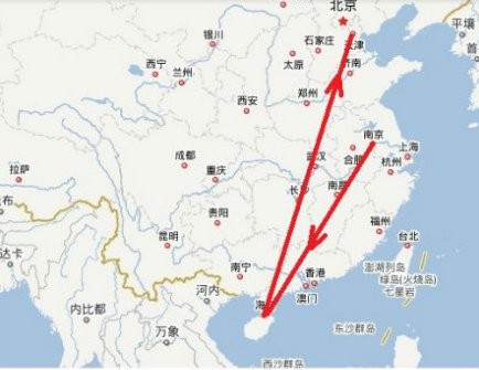 奥凯bk2736航班是由南京禄口国际机场出发,经过海南海口美兰国际机场