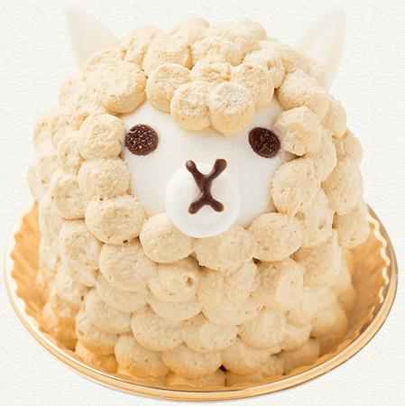 超多可爱动物造型萌蛋糕草尼马跟海豚你想吃哪个?