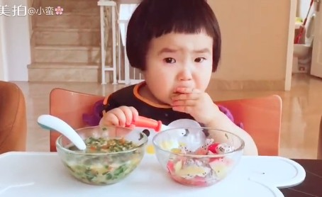 网红小孩可爱图片头像