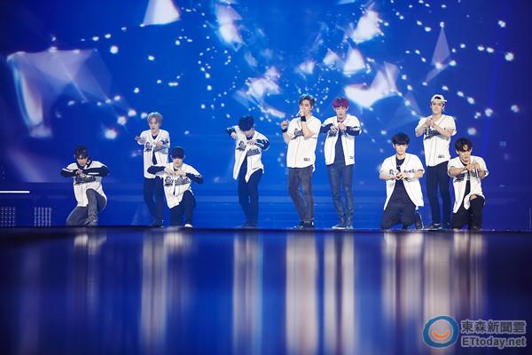 ▲韩团EXO在上海的演唱会也被爆出取消.(图/资料照/SM提供)-大