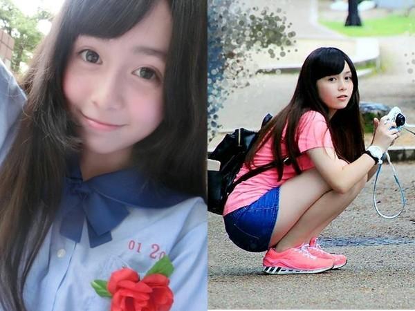 ▲大小姐兆絃「我被搭訕了!」 日本街頭穿浴衣激美(圖/翻攝自吳兆絃臉書)