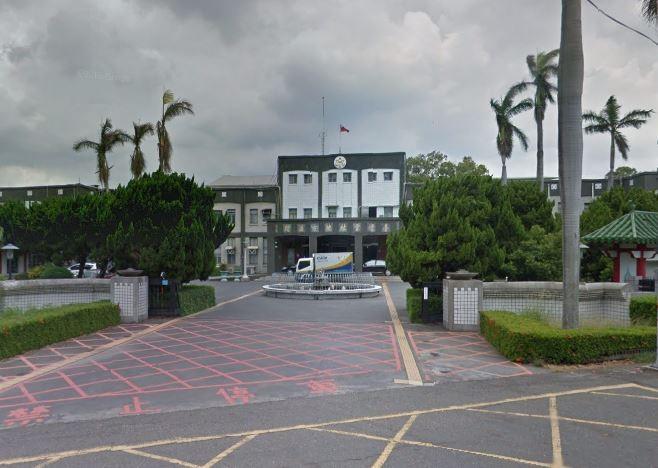 雲林地方法院外觀。(圖/翻攝自Google Map)