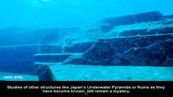 ▲百慕达三角海域还曾经传出发现半透明的「水晶金字塔」(Crystal