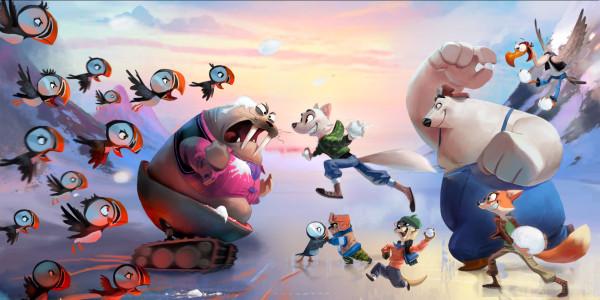 鹰眼杰瑞米雷纳将为动画《北极正义:雷霆特攻队》献声图片
