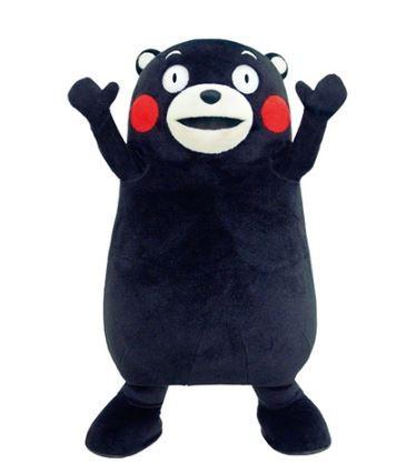 ▼第一届冠军「熊本熊」现在已经风靡全世界.
