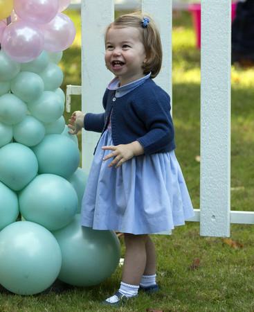 16个月夏洛特小公主开口说话 1个单词就萌翻众人 | 娱乐星光云 | ETtoday东森新闻云