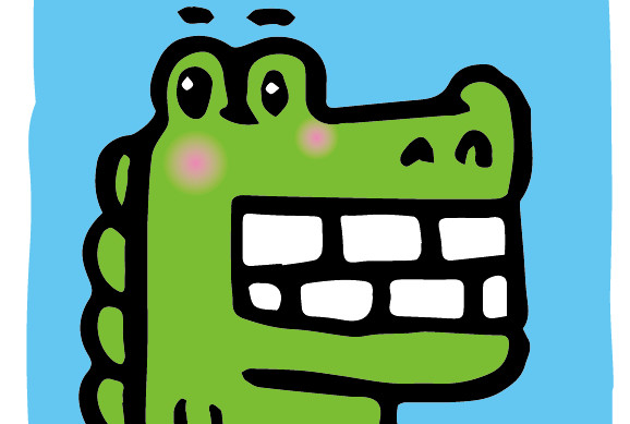 鳄鱼」忠实粉大会考 7题测你是否有在认真关注-傻笑鳄鱼