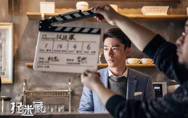 霍建华素颜拍导演电影赞挨打:他每天敬业200棍!分身日本电影图片