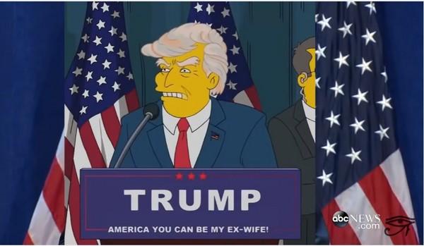 辛普森10几年前早预言川普当选美国总统