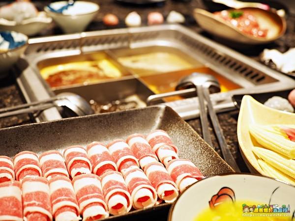 台北海底撈暖鍋松壽店 ATT 4 FUN。(圖/爆肝護士提供)
