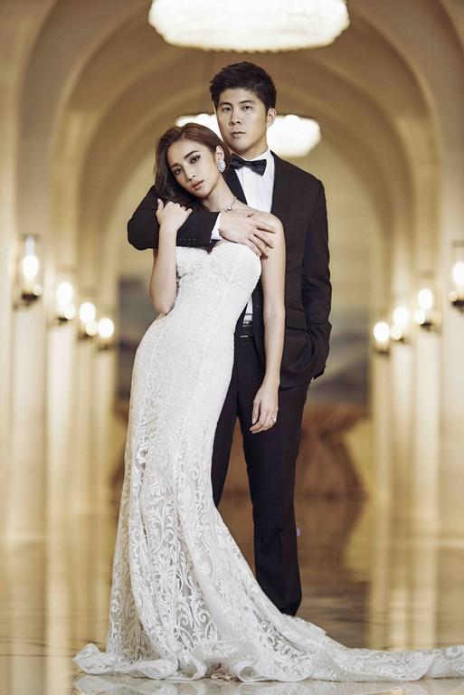 婚纱照鱼尾礼服,要价20万元(图/品牌提供)图片