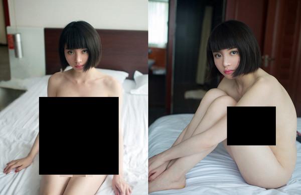 推女郎沙子艺术摄影逆袭日本 尺度超大床照全流出啦!