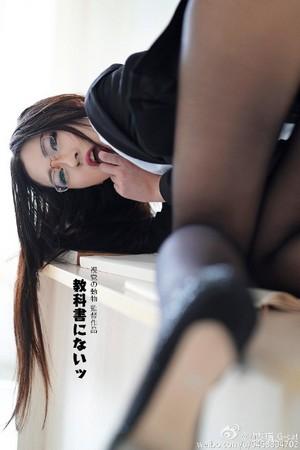 沈梦瑶:好难过不发照了 你们只喜欢看着我撸管!