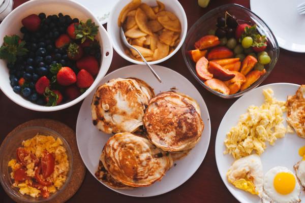 ▲豐盛早餐。(圖/取自LibreStock)